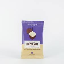 Loving Earth Organic Chocolate Hazelnut 30g