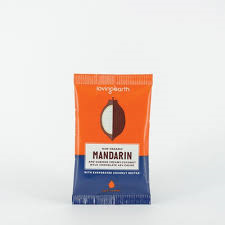 Loving Earth Organic Chocolate Mandarin & Gubinge 30g