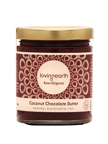 Loving Earth Organic Coconut Chocolate Butter 175g