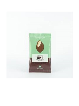 Loving Earth Organic Dark Chocolate 72% Mint 30g