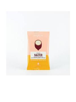 Loving Earth Organic White Chocolate Salted Caramel 30g