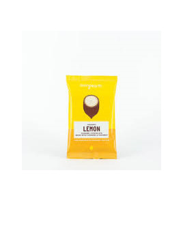 Loving Earth Raw Organic Bar 30g - Lemon Caramel(white choc)