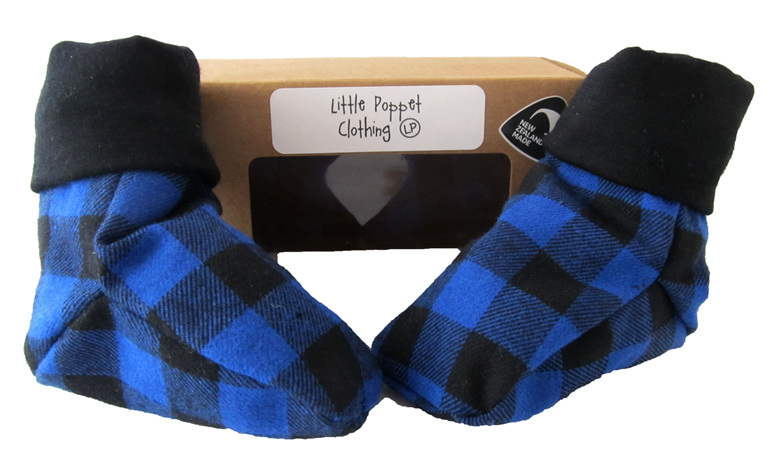 LP51 Blue Bush Snugboots