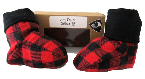 LP52 Red Bush Snugboots