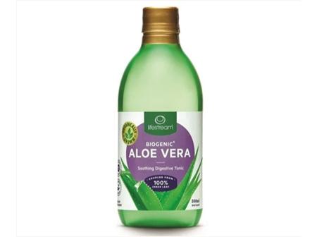 LS Biogenic Aloe Vera 500ml Juice