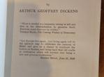 Lubeck Diary - Arthur Geoffrey Dickens