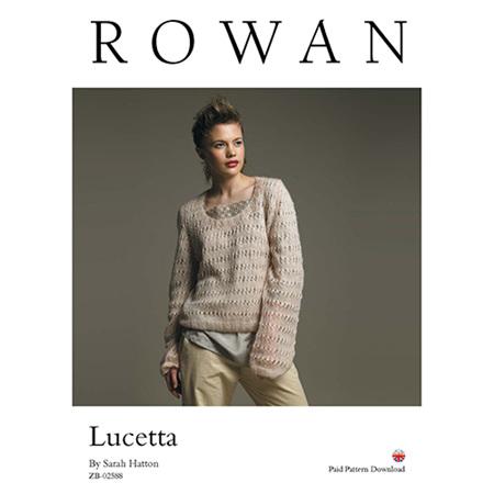 Lucetta by Sarah Hatton