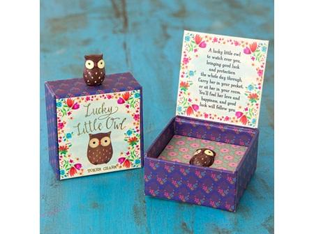 Lucky Charm-Owl