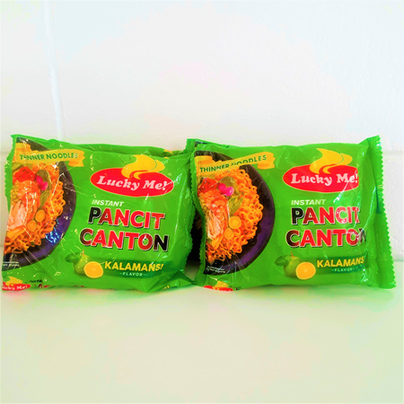 LUCKY ME PANCIT CANTON EXTRA HOT CHILI