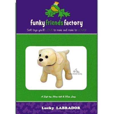 Lucky the Labrador pattern