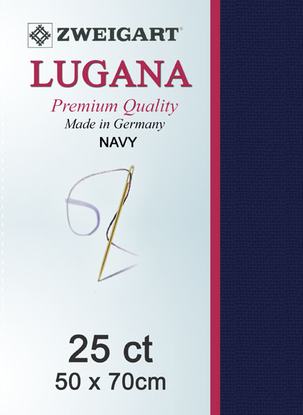 Lugana 25ct Navy