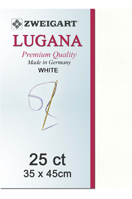 Lugana 25ct White