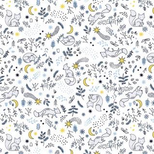 Luna Fox Tales - White