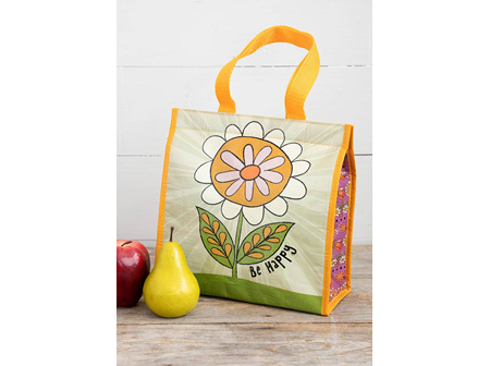 Lunch Bag - Be Happy
