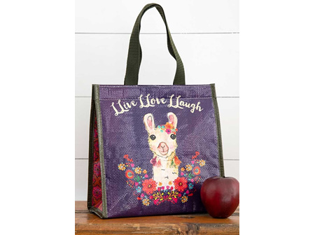 Lunch Bag-Live Love Laugh