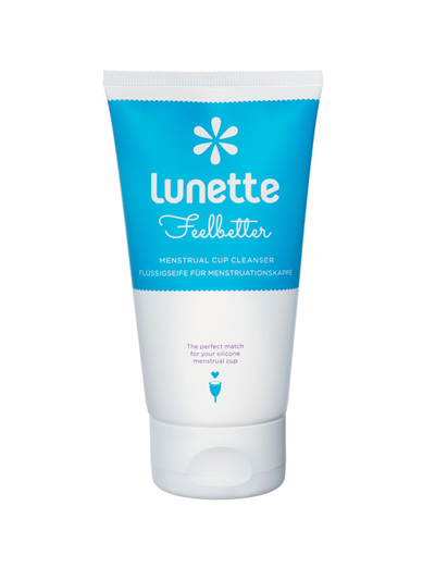 Lunette Feel Better Cup Wash  - 150ml