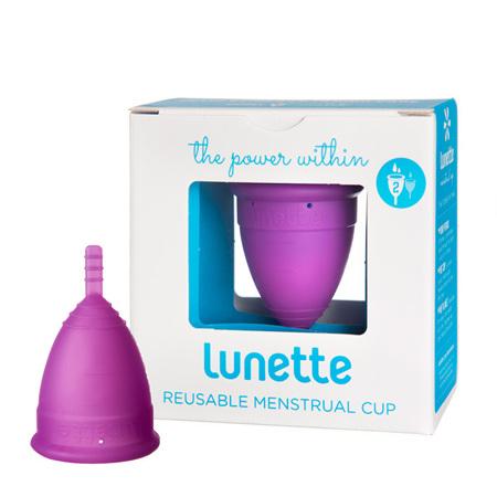 Lunette Menstrual Cup Violet