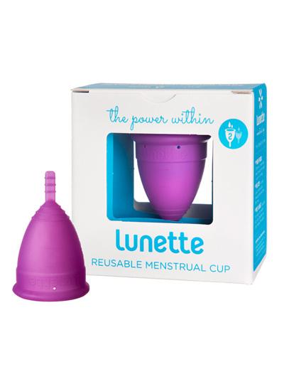 Lunette Menstrual Cup (Violet)