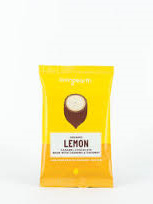 Luvju Raw Organic Bar 30g - Lemon Caramel(white choc)