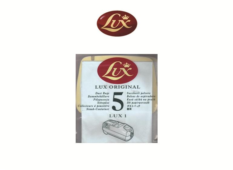 Lux 1 D820 Dust Bags