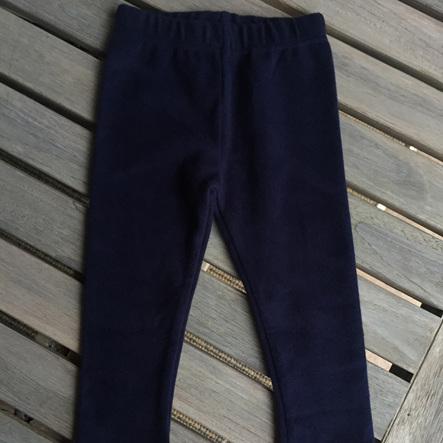 Luxury cotton Navy tights