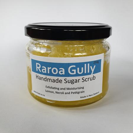Luxury Sugar Body Scrub