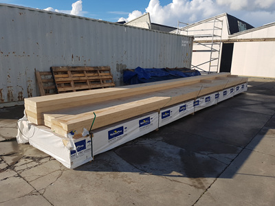 LVL11 Structural Beam 400x90mm