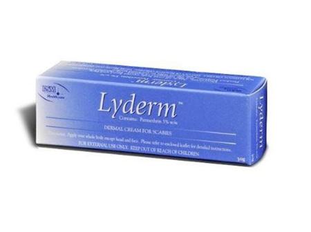 LYDERM 5% CREAM