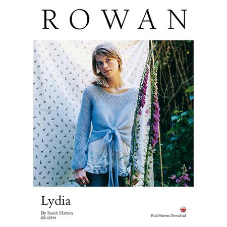 Lydia by Sarah Hatton