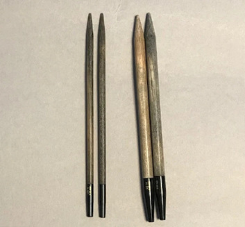 "Lykke Driftwood 5"" Needles"