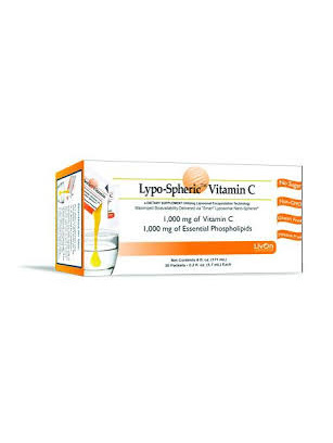 Lypo-Spheric Vit. C 1000mg 30sach