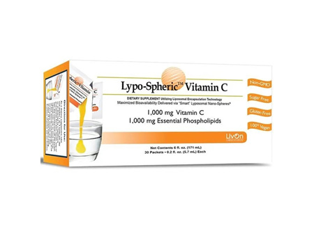 Lypo-Spheric Vit. C 1000mg 30sach