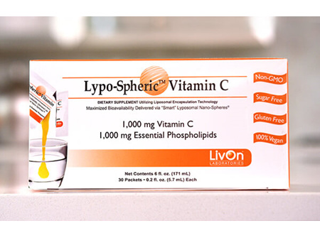 Lypo-Spheric Vitamin C (30 packets)