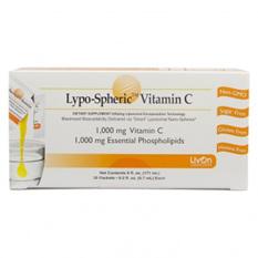LypoSpheric Vitamin C 1000mg  30 sachets
