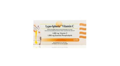 Lypospheric Vitamin C Box Of 30