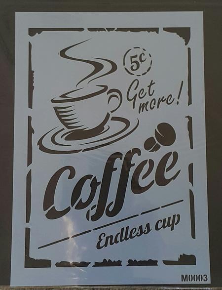M0003 -Coffee Endless Cup - Mudd