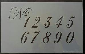 M0025 - EA Number Mudd