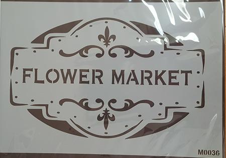 M0036 -Flower Market Mudd