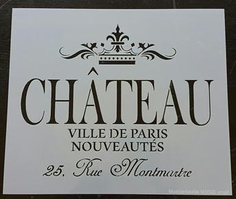 M0095 - Chateau  Mudd