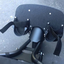 M2 Footplate with straps for M Delta Buggy