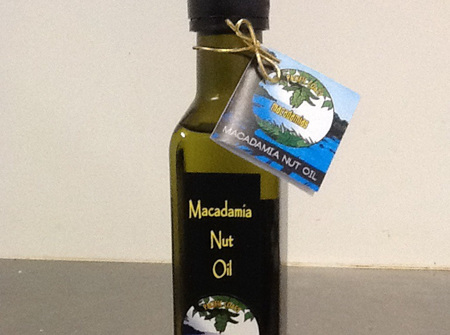 Macadamia Nut Oil 250ml
