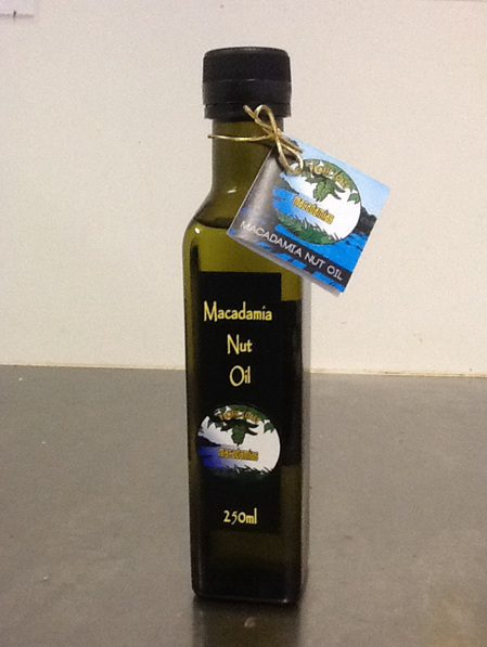 Macadamia Nut Oil 250ml