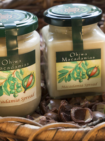 Macadamia Spread - 250mL Round Jar