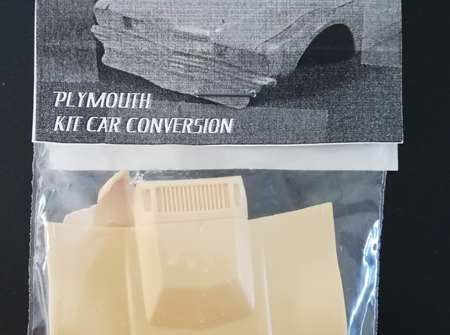 Mach Image 1/25 Plymouth Kit Car Conversion