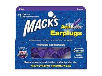 MACKS AquaBlock Purple 2pr