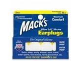 MACKS Silicone Ear Plugs