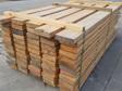 Macrocarpa Air Dried Rough Sawn Clears 203x53mm
