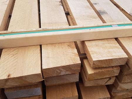 Macrocarpa Green Sawn Clears 153x53mm