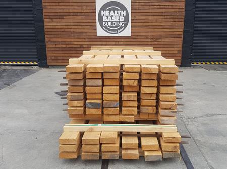 Macrocarpa Green Sawn Clears Pack 136.2m