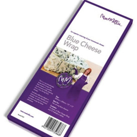 Mad Millie Blue Cheese Wrap 300mm x 300mm 10pk